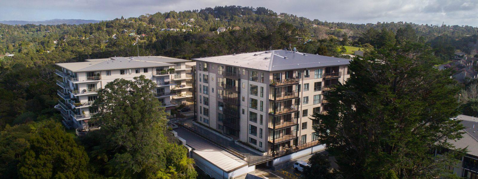 Metlifecare Pinesong Village Manukau Building 1