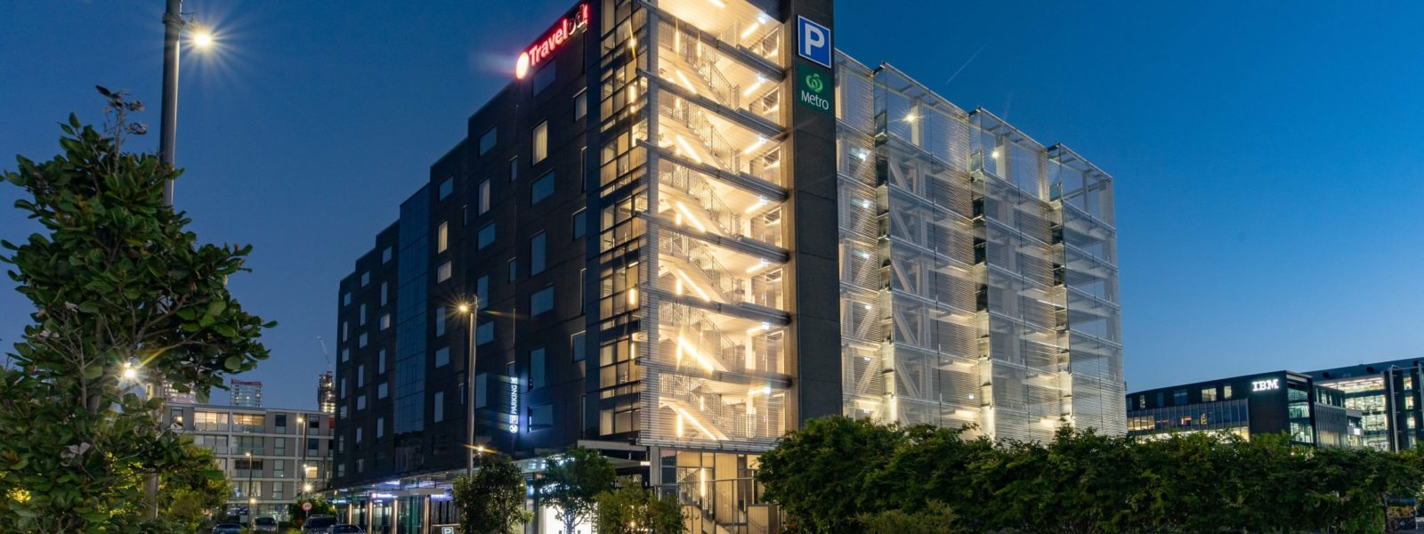 Wynyard 100 Hotel Development
